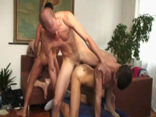 Sexy Berlin Orgy