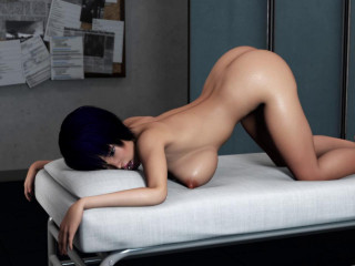 Persona Pt.5: CumFill Beautiful Practioner Tae-sensei's SlutHole