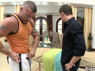 RubHim - Kevin Crows Ravages Trace Michaels