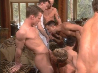 Hot Gangbang At Aspen