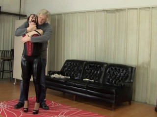 Ariel Marie - Blind Date Dom Bound And Gagged