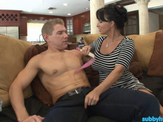 Mom Trains The New Boyfriend (part 1)