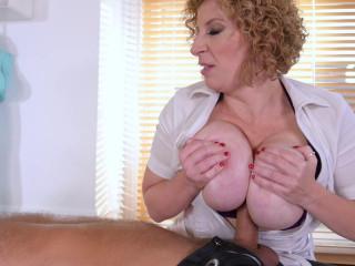Sara Jay - Bit Tits Milf Doc Fucked Hardcore (2019)