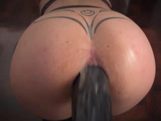 ArgenDana Extreme anal dildo (2017)