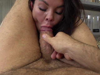 Rocco's Audition With Russian Honey Sasha Cox