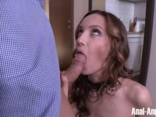 horny russian office worker fucked by her boss