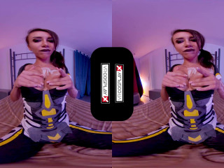 Katrin Tequila 3 dimensional VR Porno - Borderlands Angel