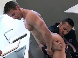 Men at Play - The morning after - Adam Champ & Darius Ferdynand