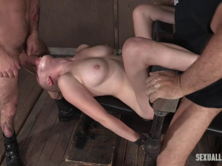 Riley Nixon ferociously banged
