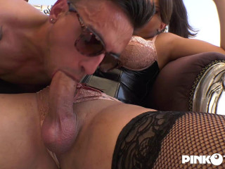 Dafne - The Maid With A Big Cock Between The Legs