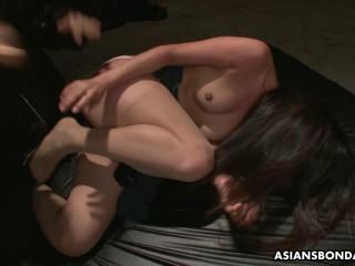 Asiansbondage - Jun 13, 2016 - Anna Sakura gets penalized with various hookup toys