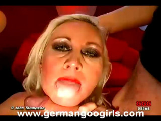 Cum Caked Blondes, part 3