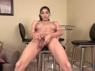 Angela Longcock's Huge Cumshot