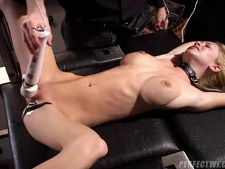 The Restrain bondage Shag Stool