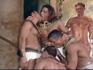 Allurement At The Baths - Pharaoh's Bathhouse Fantasies