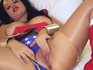 AnastasiaPierce - Wonder Lady Blackmailed in Vegas