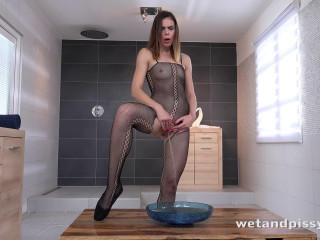 Jessica Bell in Mighty Urinate Flows