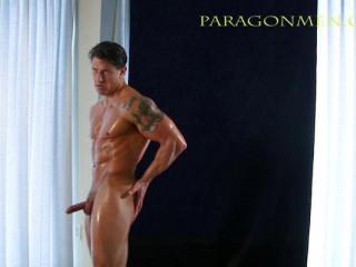 ParagonMen - Bryce Evans Behind the scenes