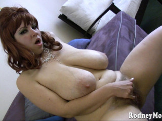 natural busty hairy milf eve masturbates 1080p