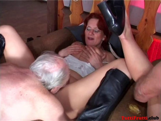 Horny grandpas