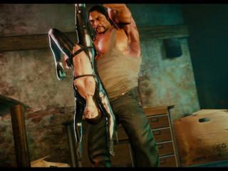 Vic Sanchez Fight Badend - HD 720p
