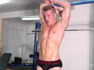 Intense Workout - Karel - Part 2 - Full Movie - HD 720p