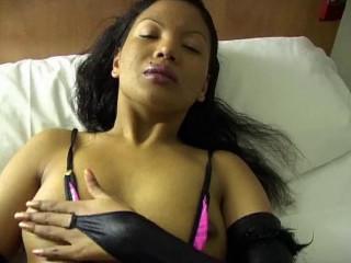 Asian all-holey slut