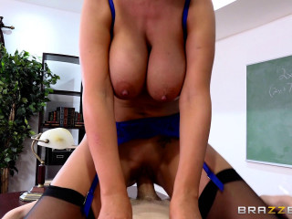 Bridgette B - Teachers Tits Are Distracting (2017)