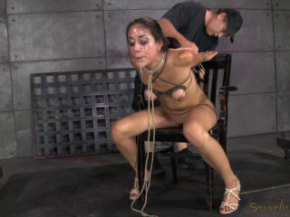Lyla Storm - Matt Williams - Masturbate Hit - BDSM, Humiliation, Torment HD 720p.
