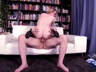 Bored With School But Obsessed With Cock