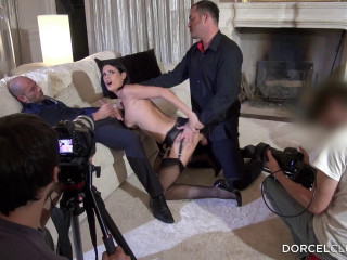 making of claire cara at your service  2015