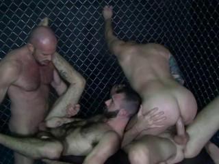 Rawfuckclub - Gaytanamo 2, Scene 5 - Breaking In New Prisoners