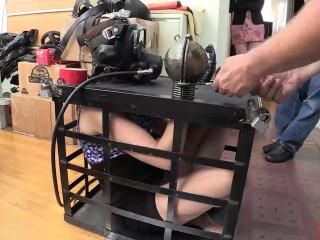 Charlotte Fetish - Just Caging Around