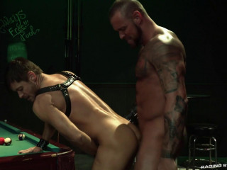 Two Dick Minimum, Scene #2
