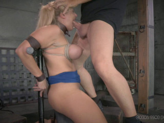 RTB - Hot Milf orgasmblasted on sybian and does inverted deepthroat! - HD