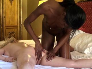 Valerie & Lynne - Girlfriends Massage