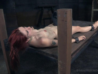 Realtimebondage - Nov 14, 2015 - Turning Violet Part 3 - Violet Monroe - Freya French