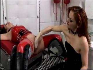 Gemini's Submissive Slut Girls - Inspecting Jewell