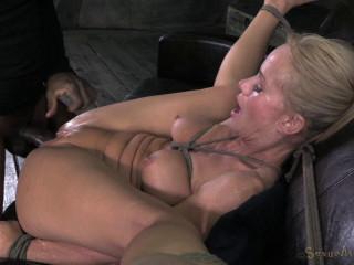 Milf-tastic Simone Sonay roughy fucked by black cock ,HD 720p
