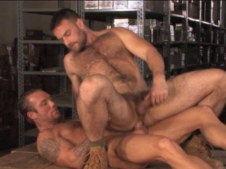 Raging Stallion Studios – Blue Collar (2011)