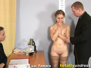 Totally Unwrapped - Tamara Twenty one y.o.