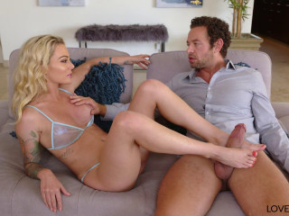 Isabelle Deltore - My  in-law loves my feet FullHD 1080p