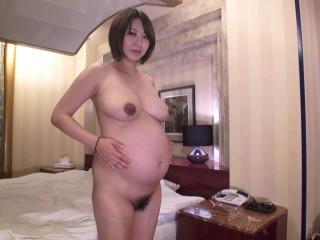 30 year Old Hot Pregnant Manami Otsuka