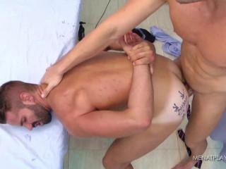 Tony Gys fucks Dani Robles' asshole (720p)