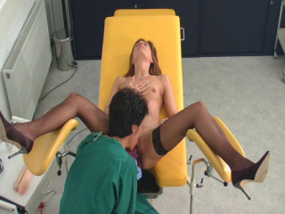 Clinic Sex and bizarre rubber fetish 15