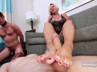 Goddess Brianna Punishes Her Cuck