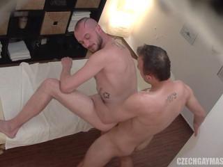 Czech Homosexual Rubdown Episode Ten