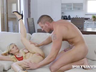Gabi Gold Enjoys Anal with Teacher HD 720p
