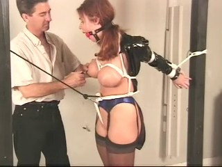 Strapped Slut