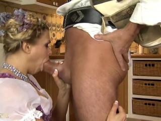 Vivian Schmitt & Kid Bengala - 33 cm! Das Monster Im Arsch!